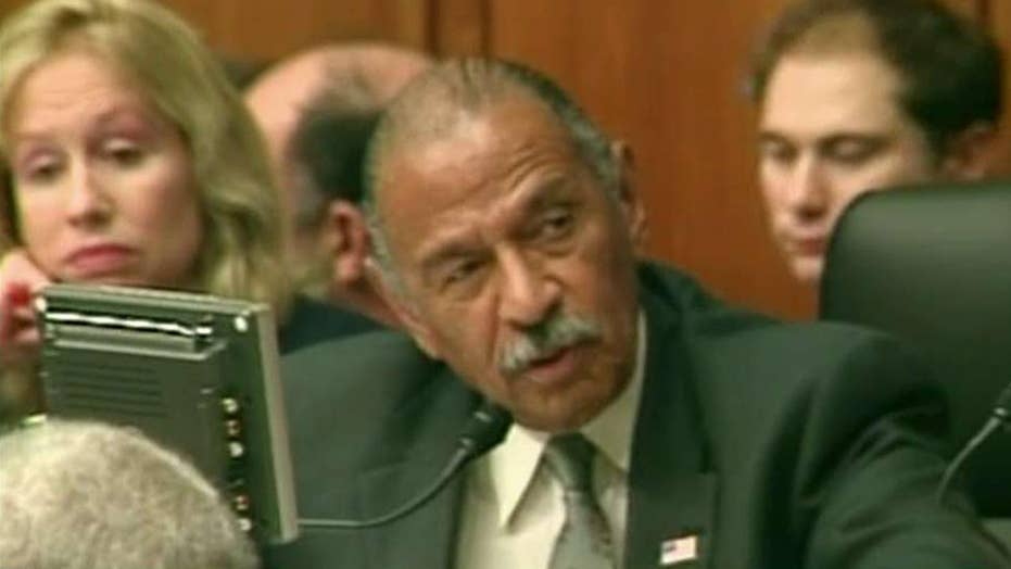 Former Rep. John Conyers dies at age 90