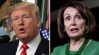 Trump slams Pelosi as 'grossly incompetent' for trade deal handling, calls impeachment inquiry a 'kangaroo court'