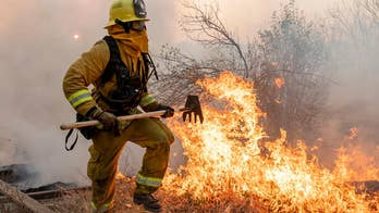 Wildfire erupts near Getty Center, prompting new evacuations in California