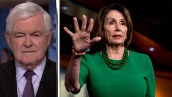 Newt Gingrich: Pelosi's Halloween impeachment vote was an enormous strategic defeat – Let me explain