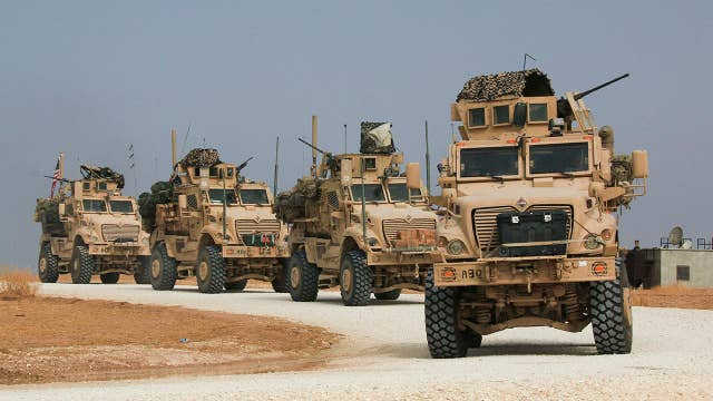 US sends troops to Syria to secure oil fields from ISIS