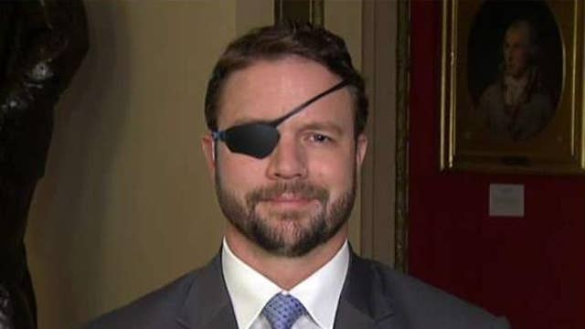 Rep. Dan Crenshaw says US needs 'forward presence' to take fight to terrorists that seek to attack the homeland