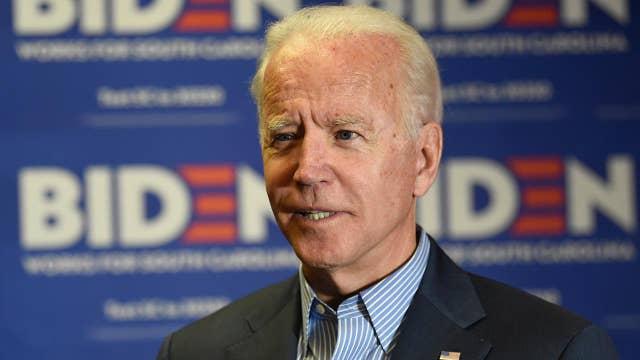 Joe Biden defends son's business dealings in Ukraine
