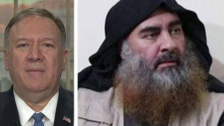 Mike Pompeo goes inside the mission that killed al-Baghdadi