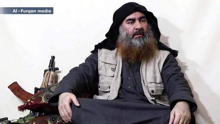 Source: al-Baghdadi's remains buried at sea