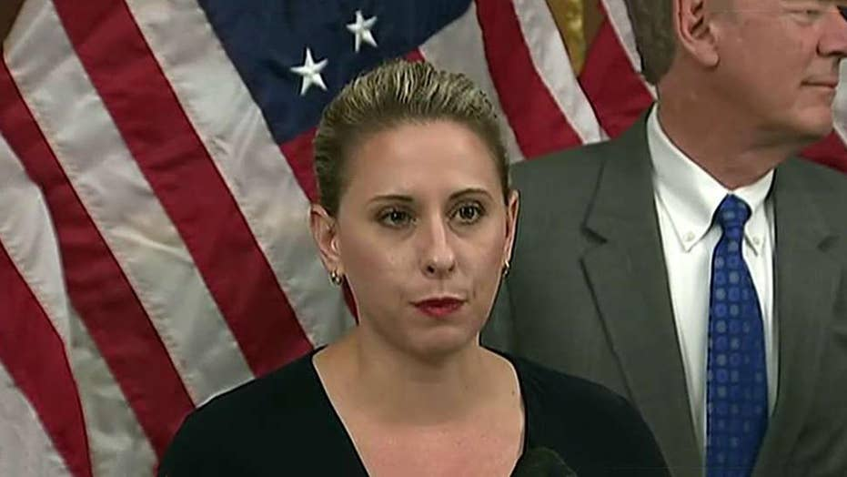 Rep. Katie Hill announces resignation from Congress amid allegations of improper relationships