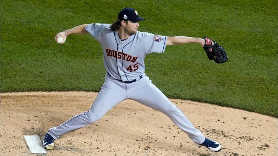 Washington Nationals fans get indefinite ban for flashing Astros pitcher