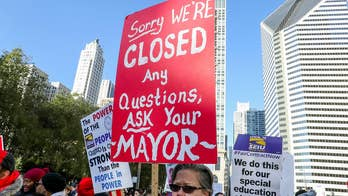Chicago teachers strike drags into 9th day