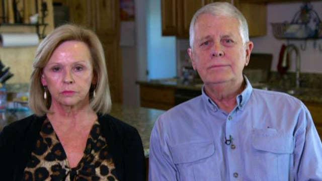Parents of slain ISIS hostage speak out after raid that killed al-Baghdadi