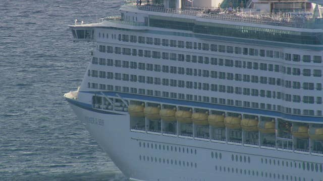 Grandfather charged in death of toddler who fell on cruise ship in Puerto Rico