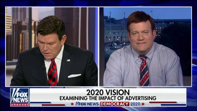 Frank Luntz reacts to latest campaign ads