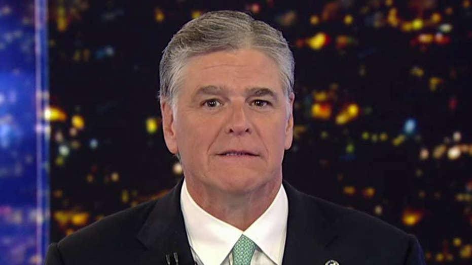 Sean Hannity debates James Carville at Politicon