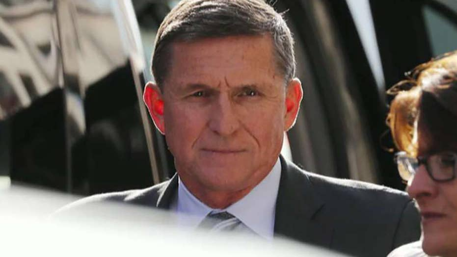 Flynn hearing canceled after brief allegedly reveals FBI manipulated interview records