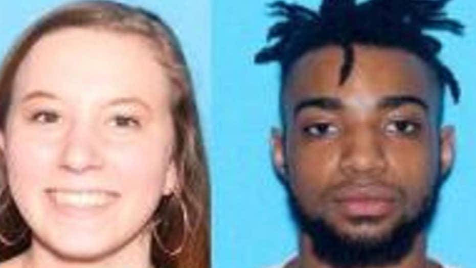 Hotel robbery suspect found dead, while boyfriend avoids capture