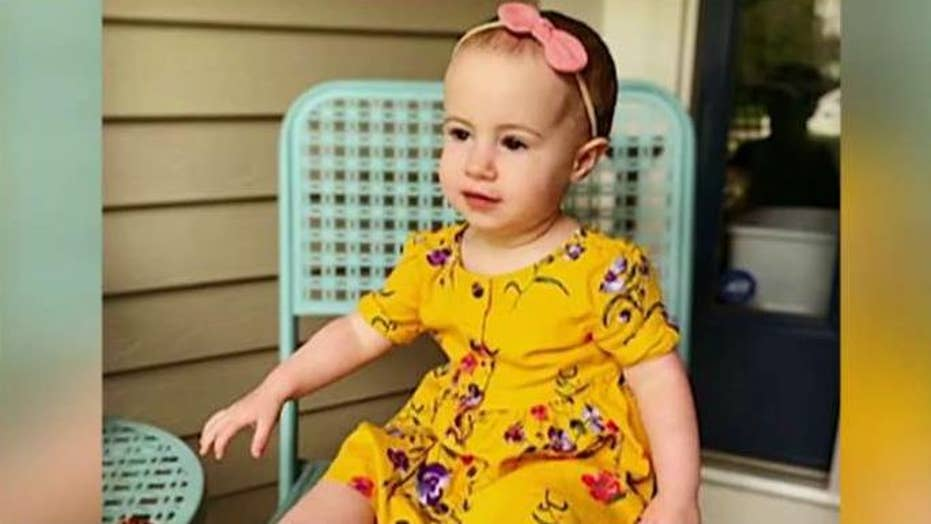 Grandfather charged with negligent homicide in toddler's death