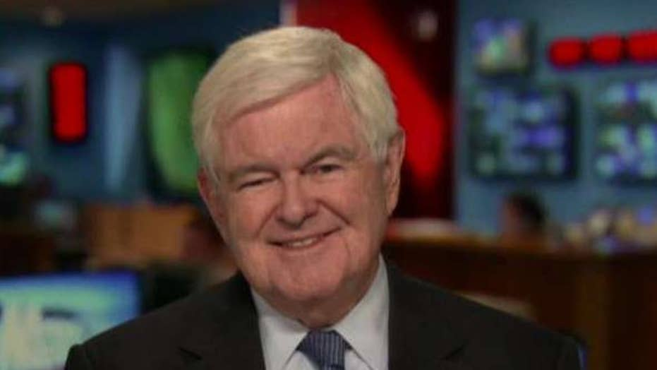 Gingrich: Democrats' impeachment resolution is a joke
