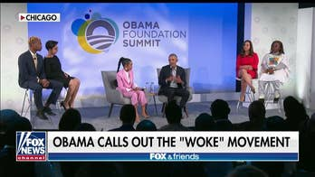 Tomi Lahren reacts after Barack Obama calls out the 'woke' movement