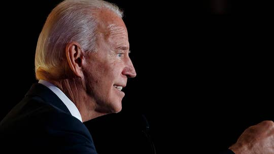 Fox News Poll: Biden leads nomination race, tops Trump by 12 points in matchup