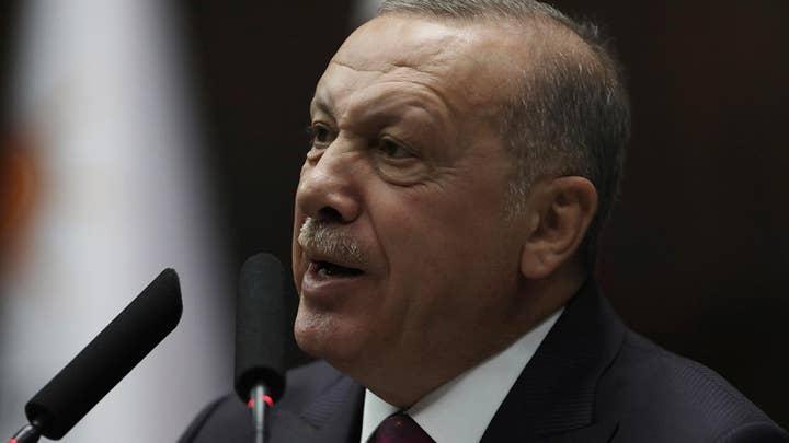Turkish President Erdogan vows retaliation against defiant Kurds