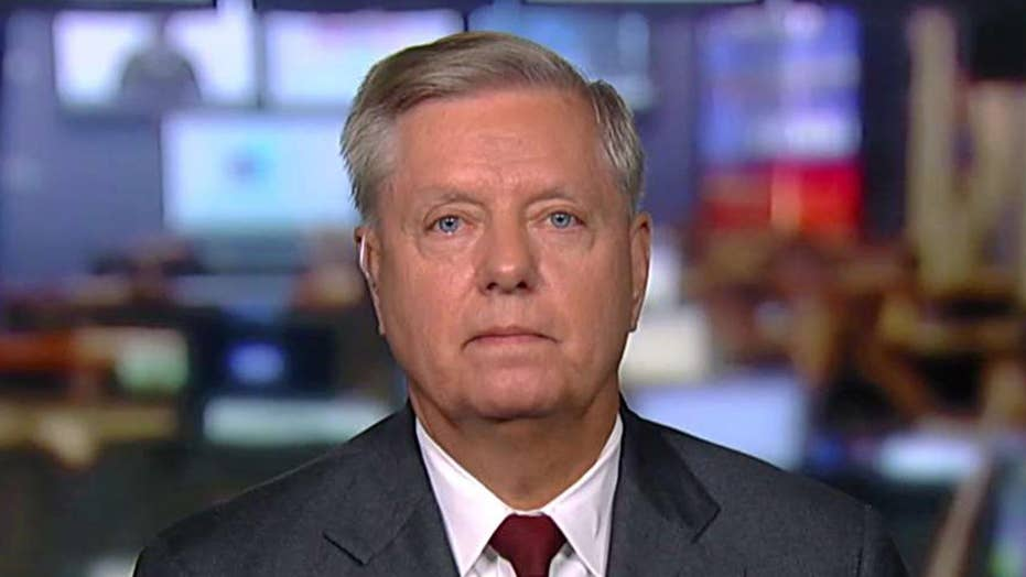 Graham: Impeachment inquiry is being run by 'sore losers'