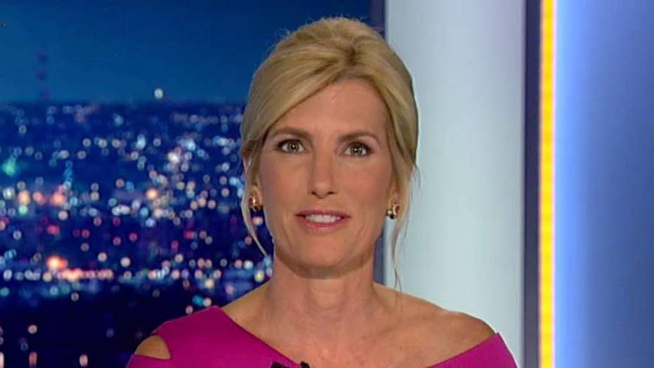 Ingraham: McConnell's time to stand and fight