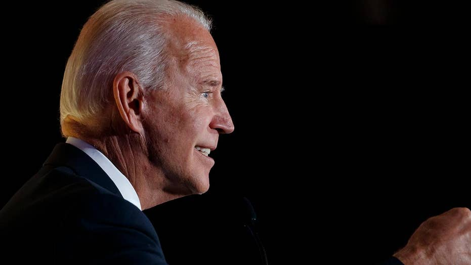 Biden refuses to comment on being denied Communion, says he's a 'practicing Catholic'
