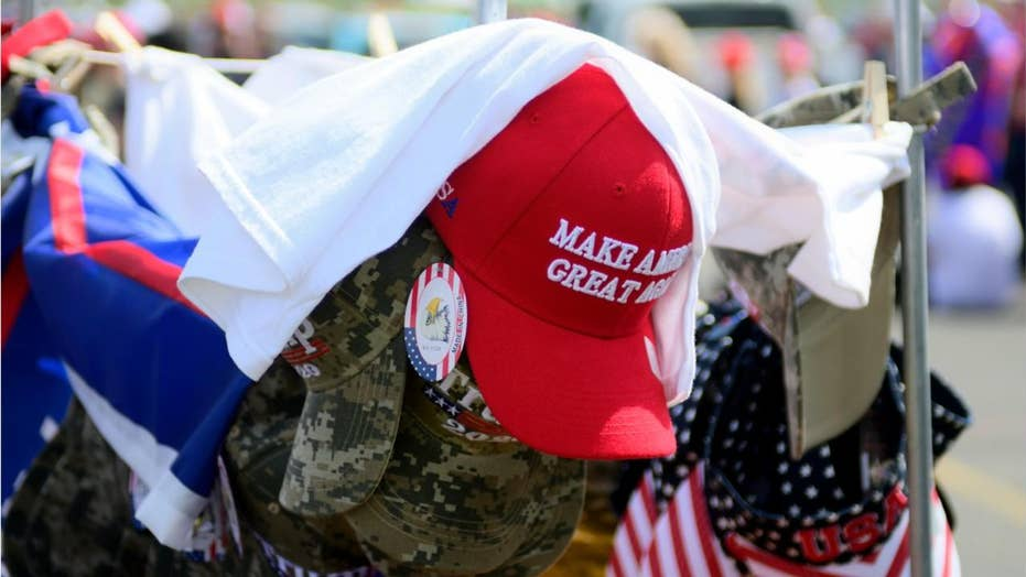 Report: Florida man arrested for allegedly spitting on bar patron wearing MAGA hat