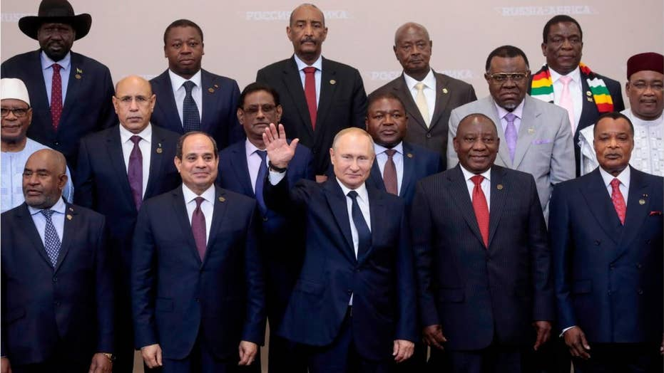 Russia generates billions with new deals with dozens of African countries