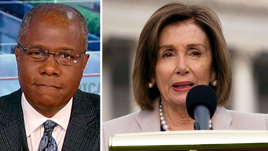 Deroy Murdock on House Democrats' impeachment push: Nancy Pelosi is trying to appease the far-left