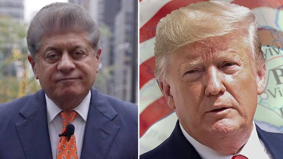 Judge Napolitano: This impeachment process needs to be judged on merits, not process