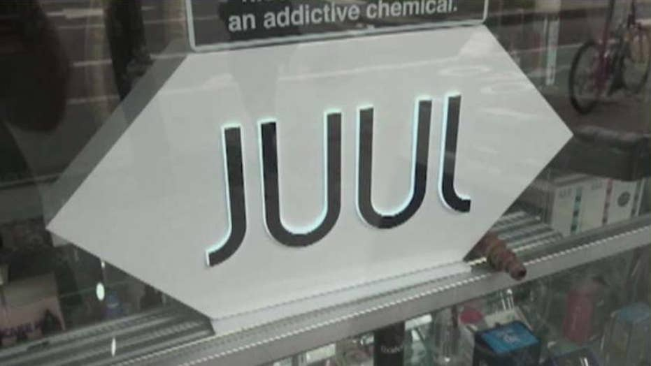Former Juul executive claims company sold tainted products
