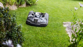 Would you let a robot mow your lawn?