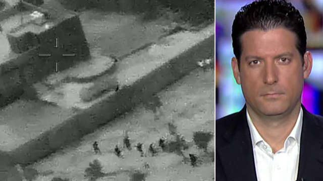 Brett Velicovich: Video of al-Baghdadi raid is a show of force against our enemies