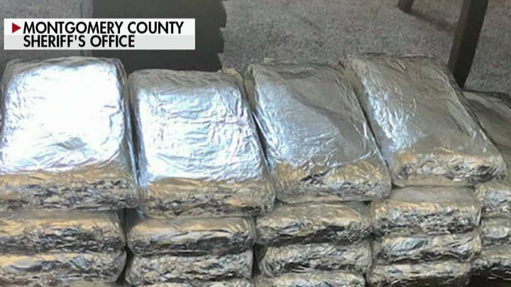 Ohio Authorities seize more than 40 pounds of fentanyl