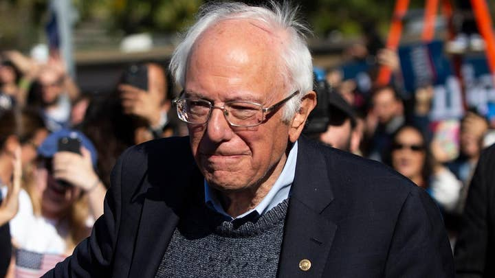 Bernie Sanders files for New Hampshire Democratic primary