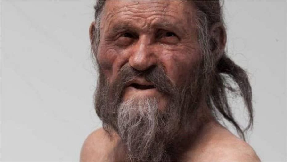 Otzi the Iceman: Frozen moss sheds new light on his final journey