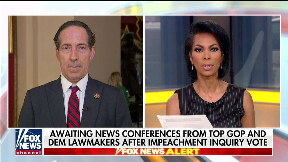 Democrat Raskin claims impeachment vote was bipartisan due to support from former Republican Amash