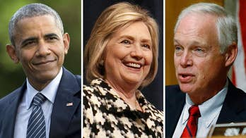 Sen. Ron Johnson requests access to all email communications between President Obama and Hillary Clinton