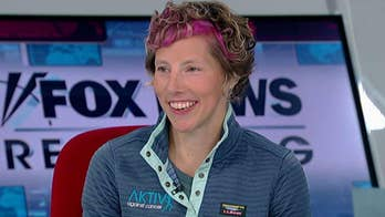 Olympic gold medalist and cancer survivor takes on her next challenge: the New York City Marathon