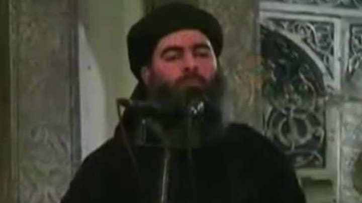 ISIS names successor to al-Baghdadi