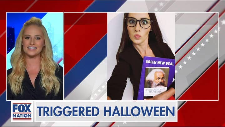 Tomi Lahren responds to backlash over AOC Halloween costume: 'Calm down'