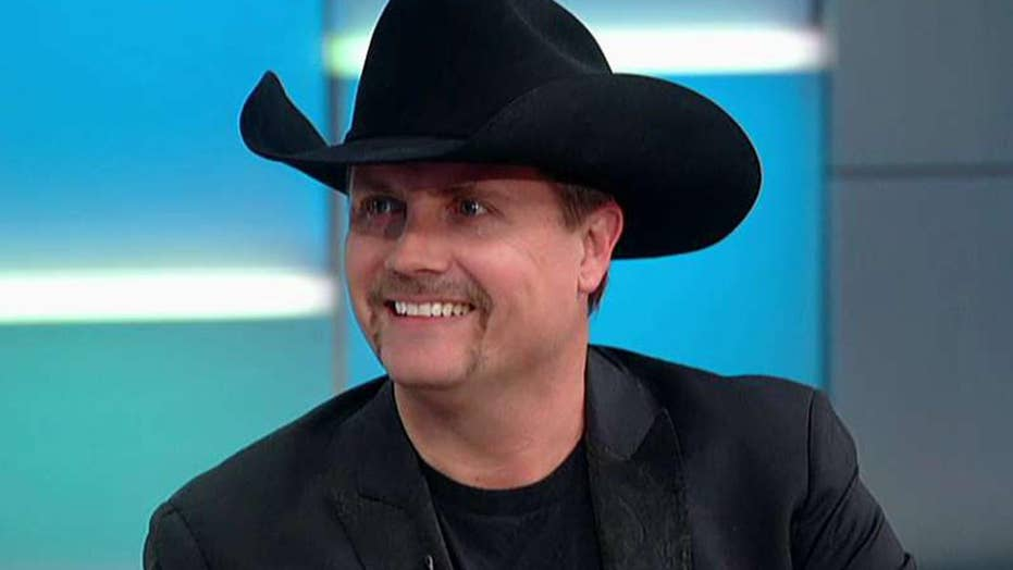 John Rich stops by 'Fox & Friends' Before Heading to Florida for the Fox Nation Patriot Awards