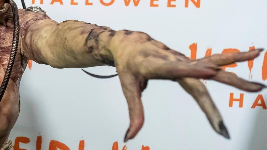 Heidi Klum is the 'Halloween queen' in latest over-the-top costume
