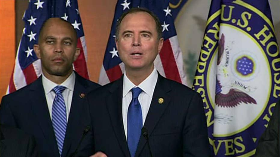 Some Republicans say public phase of impeachment process won't be transparent