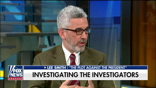"""Journalist Lee Smith on the """"deep state"""""""