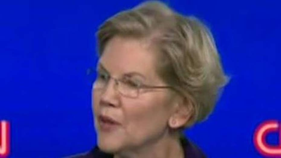 Elizabeth Warren reveals her health care plan will cost $52 trillion