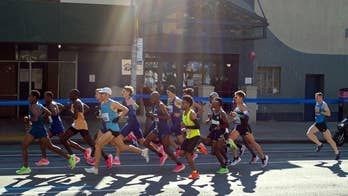 49th annual New York City Marathon kicks off amid tight security