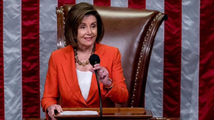 House Republicans call on Nancy Pelosi to release impeachment transcripts