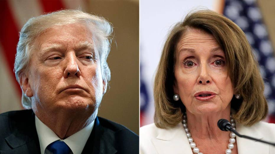 President Trump, Speaker Pelosi spin competing narratives over the House impeachment investigation