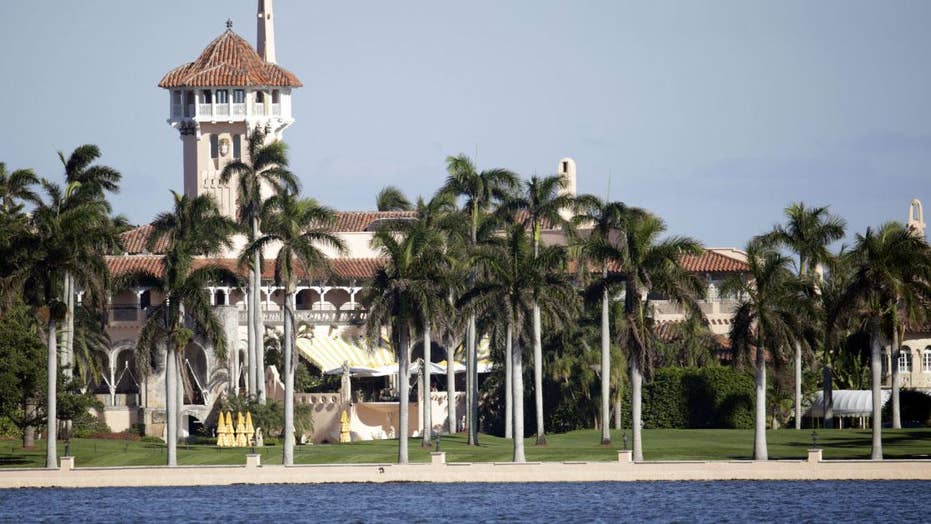 Trump moves residence to Florida